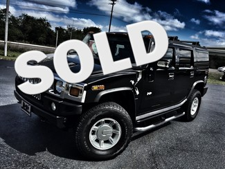 2004 Hummer H2 SUV LUXURY LEATHER 3RD ROW in , Florida