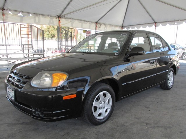 2004 Hyundai Accent GL Please call or e-mail to check availability All of our vehicles are avail