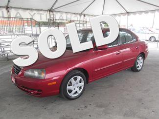 2004 Hyundai Elantra GLS Gardena, California