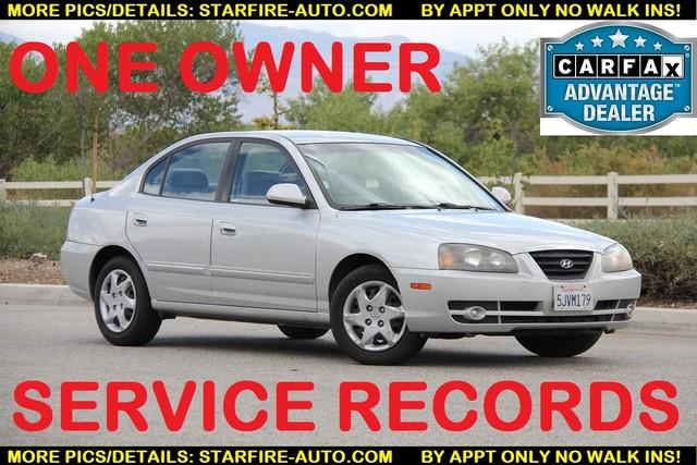 2004 Hyundai Elantra GLS Santa Clarita, CA 0