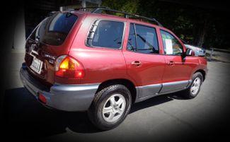 2004 Hyundai Santa Fe GLS Sport Utility Chico, CA 2