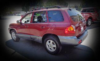 2004 Hyundai Santa Fe GLS Sport Utility Chico, CA 5