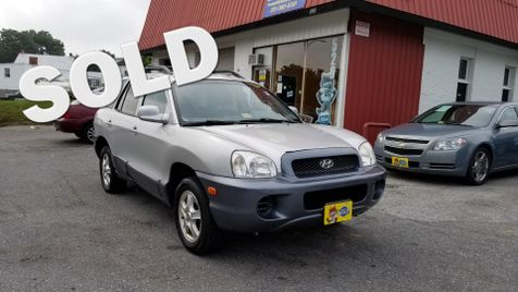 2004 Hyundai Santa Fe  in Frederick, Maryland