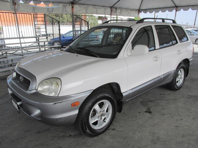 2004 Hyundai Santa Fe Please call or e-mail to check availability All of our vehicles are availa