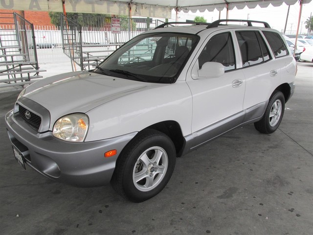 2004 Hyundai Santa Fe LX Please call or e-mail to check availability All of our vehicles are av