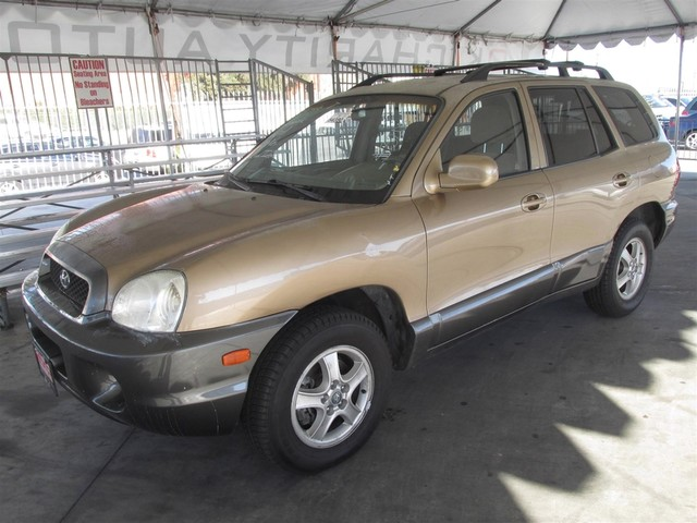 2004 Hyundai Santa Fe GLS Please call or e-mail to check availability All of our vehicles are a