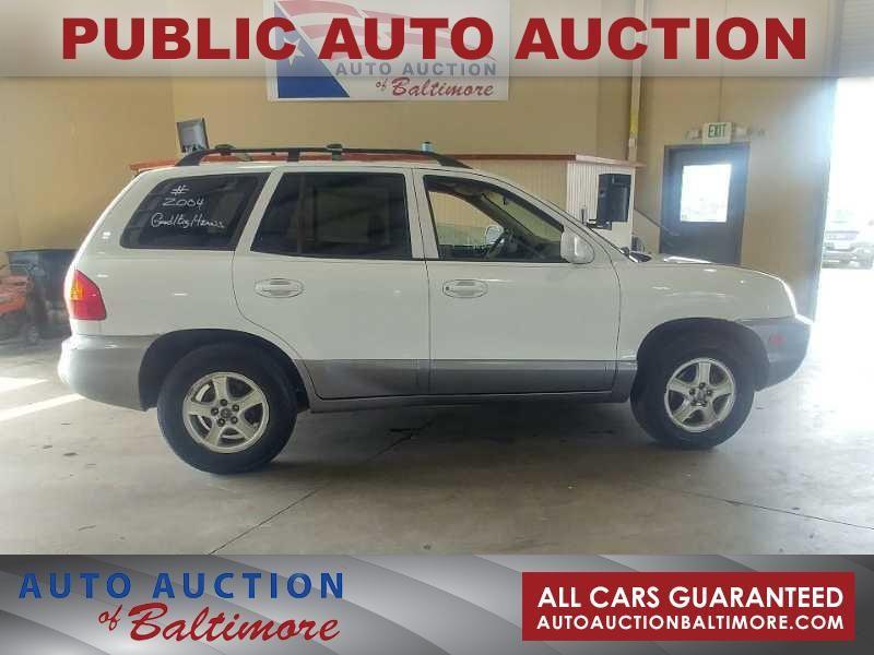 2004 Hyundai Santa Fe GLS | JOPPA, MD | Auto Auction of Baltimore  in JOPPA MD