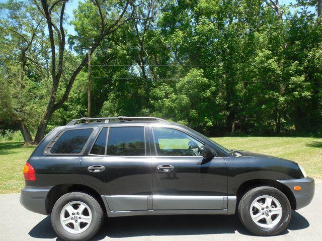 2004 Hyundai Santa Fe Leesburg, Virginia 4