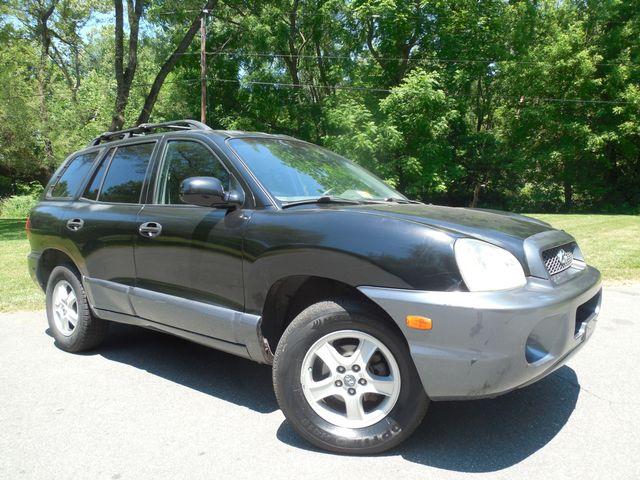 2004 Hyundai Santa Fe Leesburg, Virginia 0