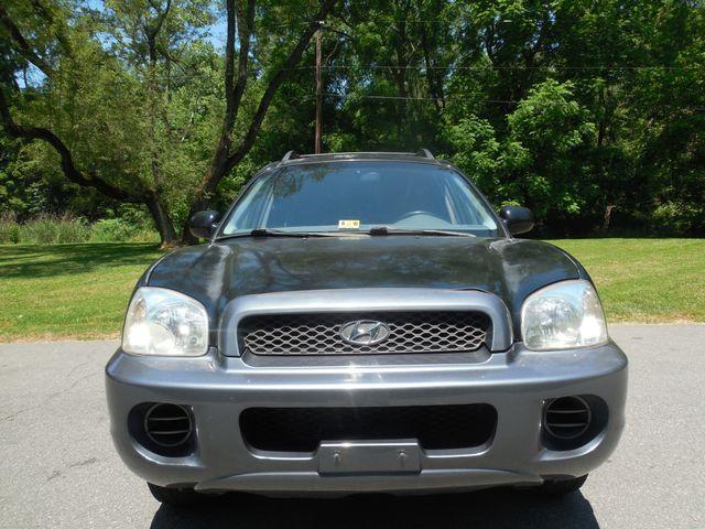 2004 Hyundai Santa Fe Leesburg, Virginia 7