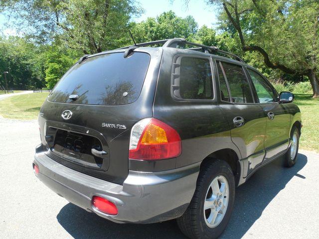 2004 Hyundai Santa Fe Leesburg, Virginia 2