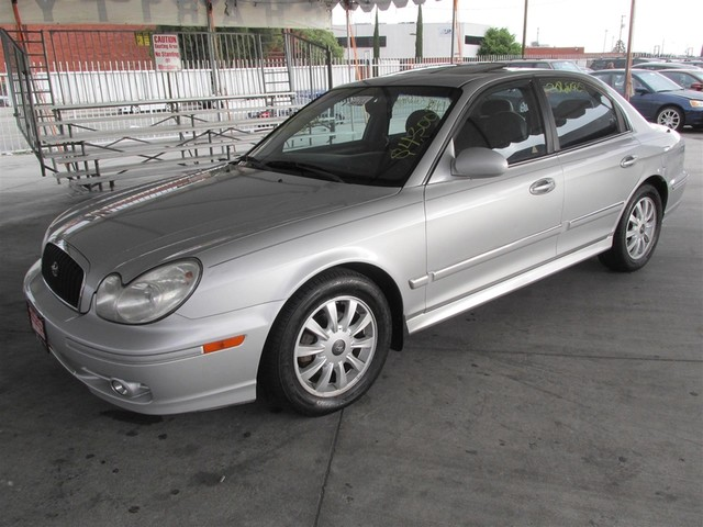 2004 Hyundai Sonata GLS Please call or e-mail to check availability All of our vehicles are ava