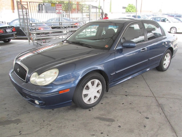 2004 Hyundai Sonata Please call or e-mail to check availability All of our vehicles are availab
