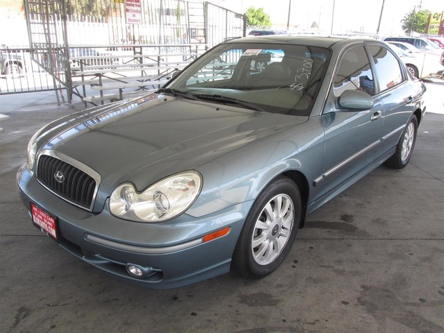 2004 Hyundai Sonata GLS This particular vehicle has a SALVAGE title Please call or email to check