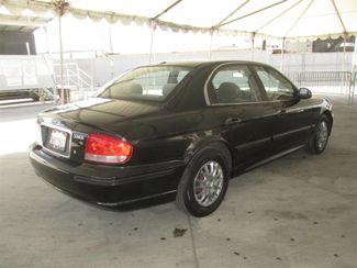 2004 Hyundai Sonata Gardena, California 2