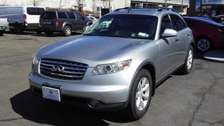2004 Infiniti FX35 East Haven, CT