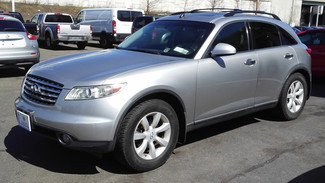 2004 Infiniti FX35 East Haven, CT 1