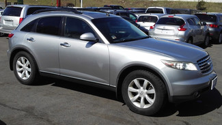 2004 Infiniti FX35 East Haven, CT 27