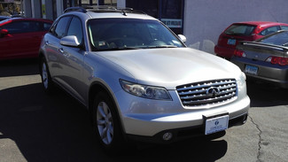 2004 Infiniti FX35 East Haven, CT 3