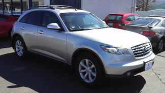 2004 Infiniti FX35 East Haven, CT 4