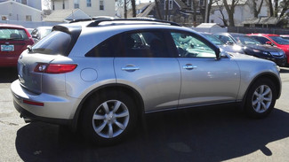 2004 Infiniti FX35 East Haven, CT 5