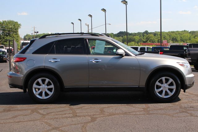2004 Infiniti FX35 RWD- NAVIGATION - SUNROOF - HEATED LEATHER! Mooresville , NC 15