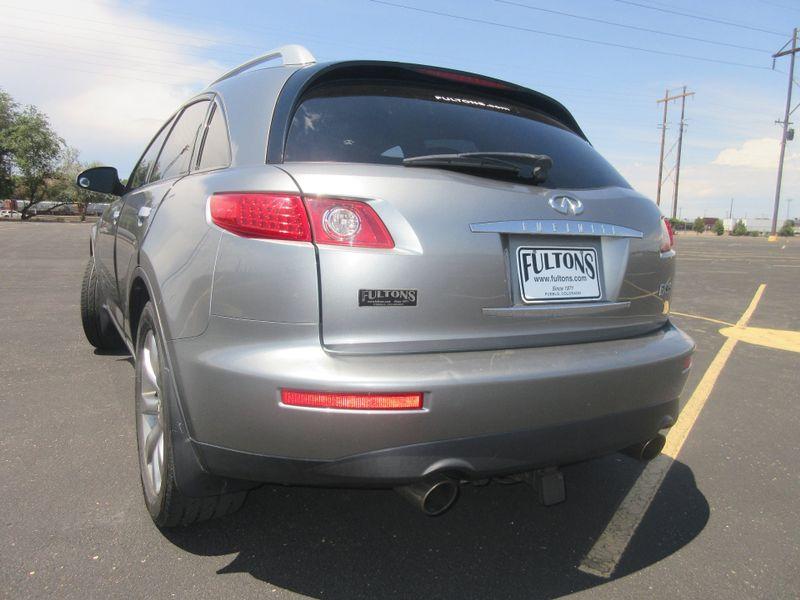2004 Infiniti FX35 AWD  Fultons Used Cars Inc  in , Colorado
