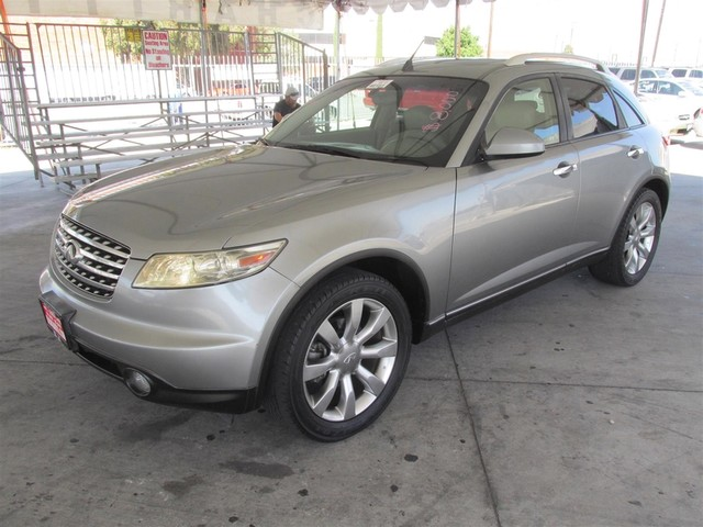 2004 Infiniti FX45 Please call or e-mail to check availability All of our vehicles are availabl