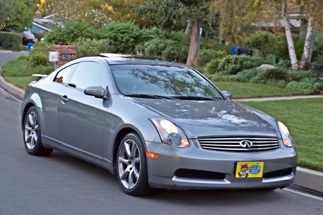 2004 Infiniti G35 COUPE W/LEATHER ONLY 95K ORIGINAL MLS SERVICE RECORDS XENON ALLOY WHLS Woodland Hills, CA 22