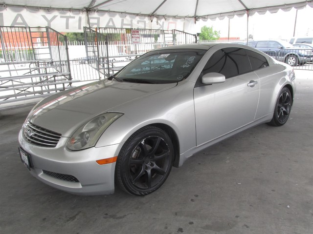 2004 INFINITI G35 wLeather Please call or e-mail to check availability All of our vehicles are
