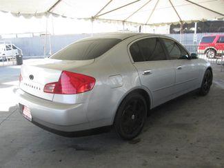 2004 Infiniti G35 Gardena, California 2