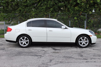 2004 Infiniti G35 w/Leather Hollywood, Florida 3