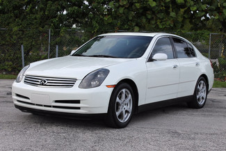 2004 Infiniti G35 w/Leather Hollywood, Florida 39