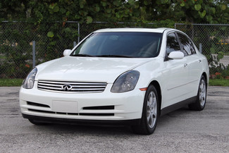 2004 Infiniti G35 w/Leather Hollywood, Florida 25
