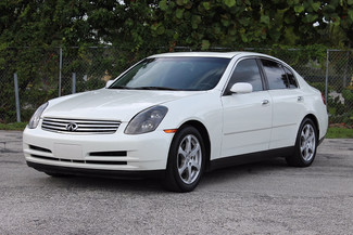 2004 Infiniti G35 w/Leather Hollywood, Florida 14