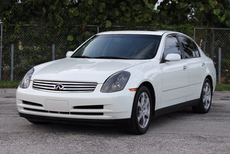 2004 Infiniti G35 w/Leather Hollywood, Florida 10