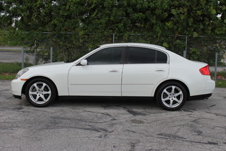 2004 Infiniti G35 w/Leather Hollywood, Florida 9