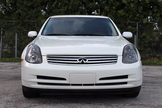 2004 Infiniti G35 w/Leather Hollywood, Florida 12