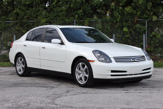 2004 Infiniti G35 w/Leather Hollywood, Florida 38