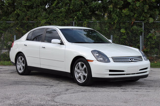 2004 Infiniti G35 w/Leather Hollywood, Florida 13