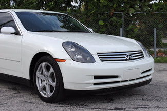 2004 Infiniti G35 w/Leather Hollywood, Florida 41