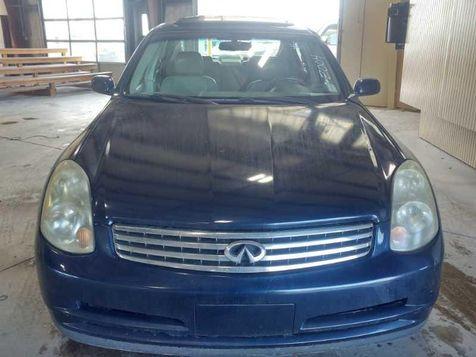 2004 Infiniti G35 w/Leather   JOPPA, MD   Auto Auction of Baltimore  in JOPPA, MD