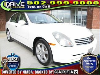 2004 Infiniti G35 w/Leather | Louisville, Kentucky | iDrive Financial in Lousiville Kentucky