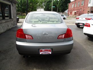 2004 Infiniti G35 w/Leather Milwaukee, Wisconsin 4