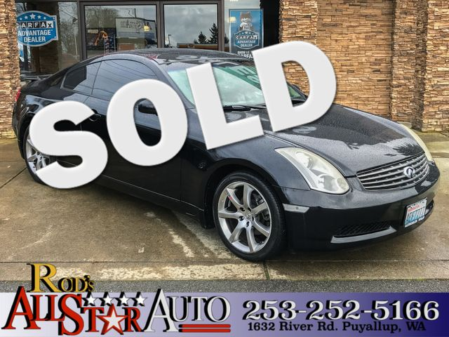 2004 INFINITI Skyline 350GT The CARFAX Buy Back Guarantee that comes with this vehicle means that