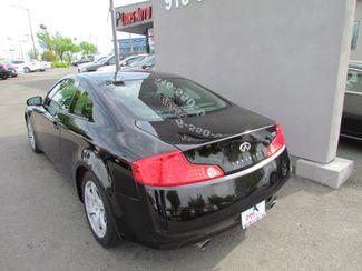 2004 Infiniti G35 w/Leather Sacramento, CA 8