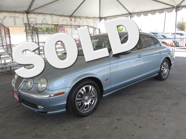 2004 Jaguar S-TYPE Please call or e-mail to check availability All of our vehicles are availabl