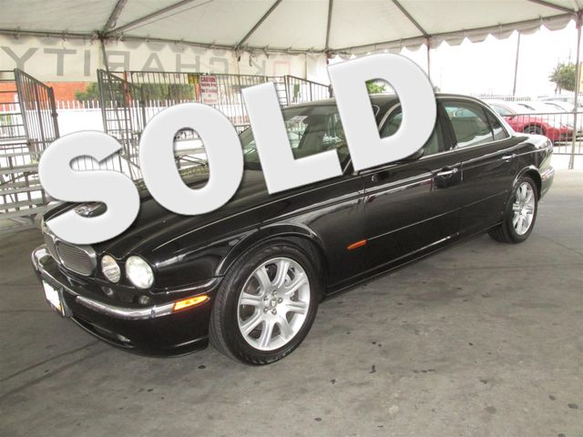 2004 Jaguar XJ VDP Please call or e-mail to check availability All of our vehicles are availabl