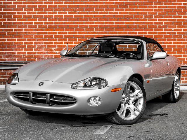 2004 Jaguar XK8 Burbank, CA 1