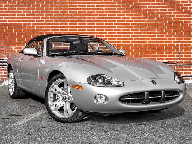 2004 Jaguar XK8 Burbank, CA 2